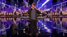 America's Got Talent 2016 Ryan Beard Comedic Singer Full Judge Cuts Clips S11E10 , tv series show 2018