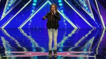 America's Got Talent 2016 Skylar Katz 11 Year Old Rapper Performs I'm Fresh Audition Clips S11E06 , tv series show 2018