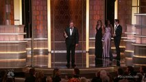 Hugh Laurie Wins Best Supporting TV Actor at the 2017 Golden Globes