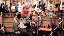GAK BASS : Fender Adam Clayton Jazz Bass Demo