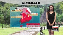 Heatwave continues, sporadic showers in some parts
