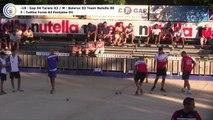 Les finales, 41eme Challenge Robert Millon, Sport Boules, Gap 2017