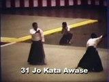 Unforgettable Morihiro Saito Shihan performance at All-Japan Aikido demonstration (1981)