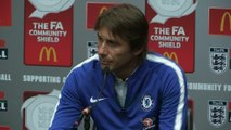 Foot - Community Shield : Conte s'attend à une saison difficile