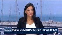 France: Décès de la sénatrice LREM Nicole Bricq