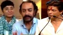 Aamir Khan Swine Flu Victim, SRK Replaces Aamir Khan At Satyamev Jayate Awards