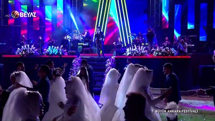 Linet - Nihat Doğan / 7. Büyük Ankara Festivali 6 Ağustos 2017