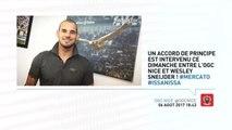 Football - Le journal des transferts - Wesley Sneijder a signé à l'OGC Nice
