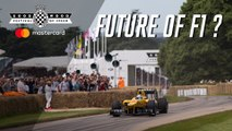 The future of Renault F1 with Jolyon Palmer