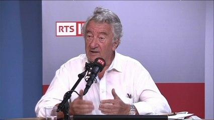 L'invité de la rédaction - Jean-Philippe Rapp