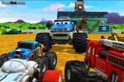 Bigfoot Presents Meteor and the Mighty Monster Trucks  E 44
