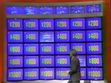 Ed Asner, Teri Garr and Pat Sajak on Celebrity Jeopardy (Part 3/4) 1993