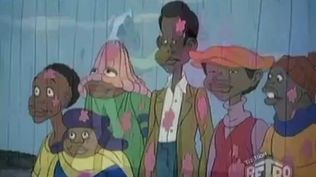 Fat Albert and the Cosby Kids S 4 E 4