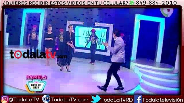 Ovandy explica a Pamela Sued lo que pasó con la entrevista sensurada a Jochy Santos-Pamela Todo Un Show-Video