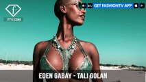 Eden Gabay - Tali Golan Fashion Photoshoot | FashionTV