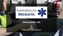 Ambulances Belkacia, ambulances et V.S.L. à Poissy.