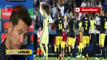 REACCIONES DIEGO SIMEONE [Real Madrid vs Atletico Madrid 3 0] Champions 02/05/2017