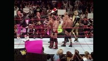 1997.07.06- Goldust, Ken Shamrock, The Legion of Doom and Steve Austin vs. Brian Pillman, Jim Neidhart, British Bulldog, Owen Hart and Bret Hart- In Your House 16- Canadian Stampede