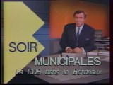 """FR3 - 13 Février 1989 - Titres du JT, pubs, bande annonce, début """"Soir 3"""""""