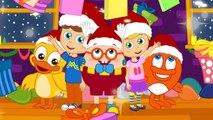 Yeni Yıl Geldi Hoş Geldi - Sevimli Dostlar Çocuk Şarkıları   Okidokido