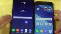 Samsung Galaxy S8 Plus vs Samsung Galaxy A3 (2017) - Which Is Worth Buying