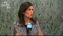 Nikki Haley Threatens UN Member Nations We are Taking NAMES at United Nations