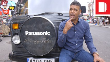 Panasonic + Chris Kamara Hit The Road | On The Scene