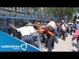 ¡Ultima hora! Nuevas manifestaciones de maestros en la Ciudad de México / Manifestaciones maestros