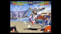 Lets Play Kidou Butouden G Gundam The Battle part 1. Gundam fight, Ready. GO!