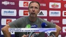"""Vincent Collet : """"L'objectif est d'être compétitif"""""""