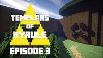 Minecraft: Templars of Hyrule [3] - Mask Shopping