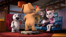 Talking Tom and Friends The Voice Switch (Season 1 Episode 45)