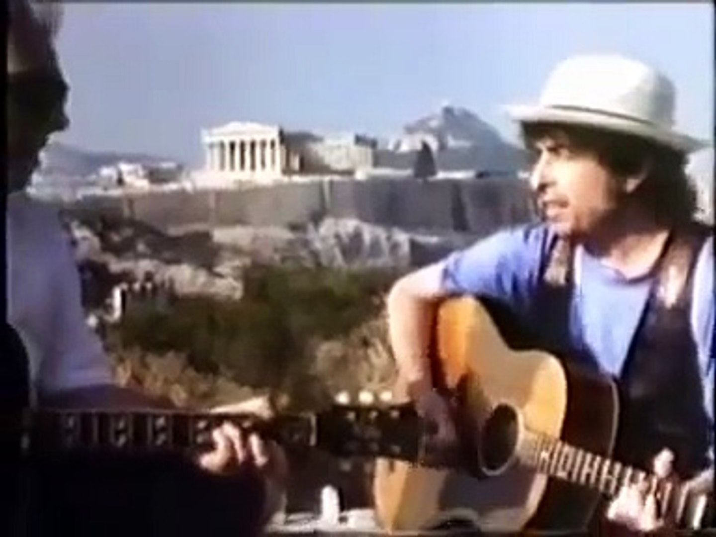 Bob Dylan and Van Morrison 1989 - Crazy Love