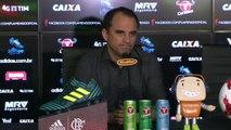 Rodrigo Caetano explica os motivos da demissão de Zé Ricardo do Fla; veja