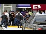 Los ladrones mas buscados por 17 asaltos a sucursales bancarias / Titulares con Vianey Esquinca