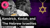 How The Hebrew Israelites Influence Kendrick Lamar and Kodak Black