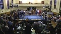 Muay Thai Cameron Webb vs Garry Patterson Rebellion Muay Thai 12, Sydney, Australia