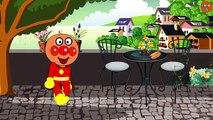 アンパンマン アニメ #19 ❤️ ばいきんまん トイレ モンスター ❤ おもしろアニメ anpanman animation