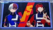 Todoroki Badass Moment #2  TODOROKI FREEZE STADIUM  Boku no Hero Academia