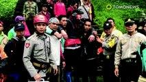Bule Jerman jatuh ke kawah Gunung Agung Bali - TomoNews