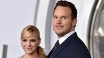 Anna Faris on Chris Pratt Split