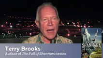 Author Terry Brooks on bookstore shopping and his ideal writing spaces | Author Shorts