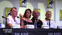 PRISON BREAK Comic Con 2016 Panel Season 5, Wentworth Miller, Dominic Purcell, Sarah Wayne