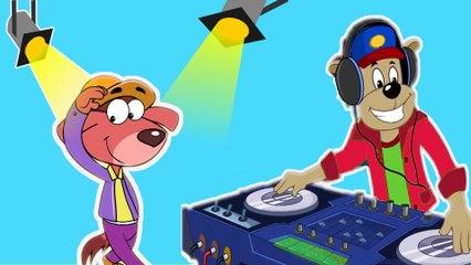 RAT A TAT| Disco Time | Chotoonz Kids Funny Cartoons