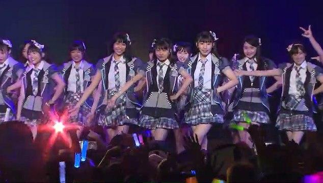 170805 T I F HEAT GARAGE HKT48 Fresh Members