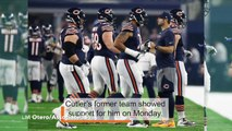 Bears excited for Jay Cutler