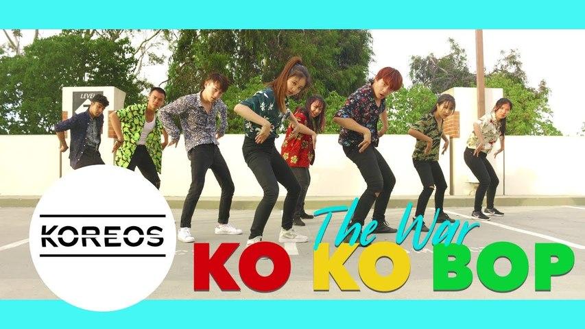 [Koreos] EXO 엑소 - Ko Ko Bop 코코밥 Dance Cover 댄스커버