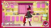 【ダンスムービー】キュアショコラ(CV:森なな子) キャラクターソング「ショコラ・エトワール」〜「キラキラ☆プリキュアアラモード」より