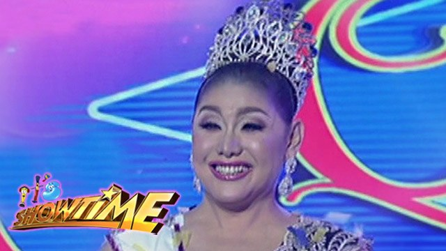 It's Showtime Miss Q & A: Matrica Matmat Centino wins for the second time