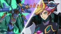 YuGiOh! VRAINS Episode 22 - Go Onizuka As Playmaker VS Knights of